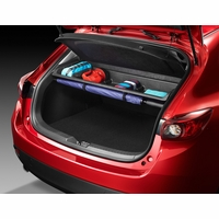 2014 2015 2016 2017 2018 Mazda 3 (5-door) Cargo Storage Shelf BJE3V1300