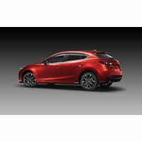 Mazda 3  (5 Door) Hatchback Parts | Mazda 3 Hatchback Accessories  2014 2015 2016 2017 2018