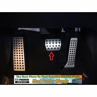 2016 Mazda MX-5 Miata Brake Pedal Automatic Transmission (built before 09/01/15)