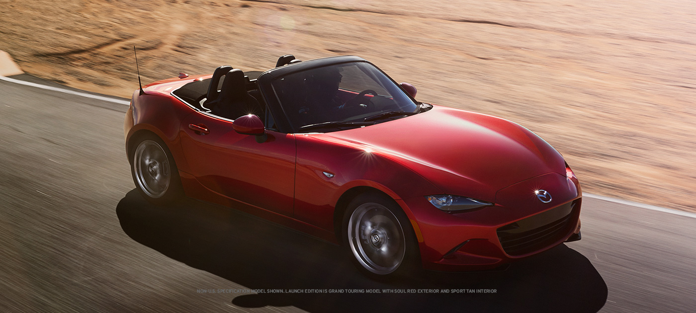 Mazda MX-5 Miata Parts | Mazda MX-5 Accessories 2016 2017