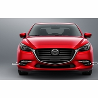 2017 2018 Mazda 3 LED Fog Lamps with Automatic Headlamps