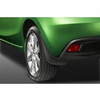 Geniune Mazda 2 Rear Splash Guards(use without side sill extentions) Special Price