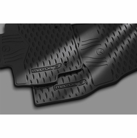 Genuine 2010-2013 Mazda 3 All Weather Floor Mats (set of 4) Special Price