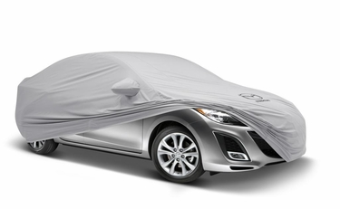 Genuine 2010-2013 Mazda 3 Car Cover (4-Door)
