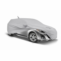 Genuine 2010-2013 Mazda 3 Car Cover (5-Door)