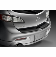 Genuine 2010-2013 Mazda 3 Rear Step Plate (5-Door) Special Price
