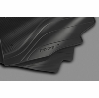 Genuine Mazda 2 All Weather Floor Mats Set of 4  Special Price