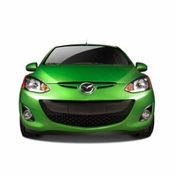 Genuine Mazda 2 Foglamp Kit