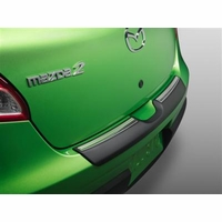 Genuine Mazda 2 Rear Bumper Guard