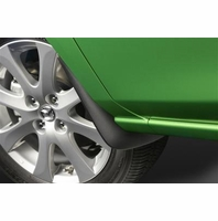 Genuine Mazda 2 Splash Guards Front (use without side sill extensions)Special Price