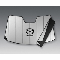Genuine Mazda 2 Windshield Sunscreen Accordion Fold Now In Stock!!!