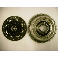 Genuine Mazda 3 Clutch and Pressure Plate (5-Speed)