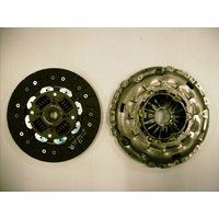 Genuine Mazda 3 Clutch and Pressure Plate (6-Speed Turbo)