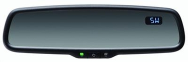 Genuine Mazda 3 Compass Auto-Dimming Mirror (w/o rain sensing wipers)2010-2013