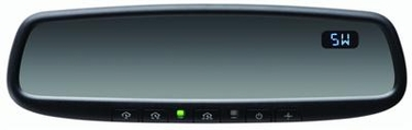 Genuine Mazda 3 Compass Auto Dimming Mirror with Homelink (w/o rain sensing wipers)2010-2011