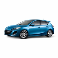 Mazda 3 Hatchback (5-Door) Exterior Parts 2010 2011 2012 2013
