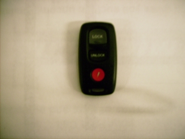 Genuine Mazda 3 Keyless Remote 2003-2006