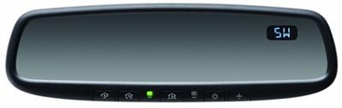 Genuine Mazda 6 Auto-Dimming Rearview Mirror with Compass and Homelink 2011