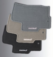 Genuine Mazda 6 Carpet Floor Mats (set of 4)