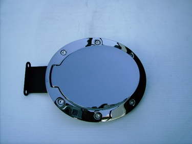 Genuine Mazda 6 Chrome Fuel Lid