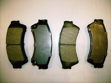 Genuine Mazda 6 Front Brake Pads Value Line (06-13)