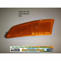 Genuine Mazda 6 Front Side Marker Lamp Driver side