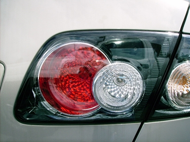 Genuine Mazda 6 Passenger Side Trunklamp (2006-2008)