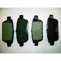 Genuine Mazda 6 rear Brake Pads Value Line (06-13)