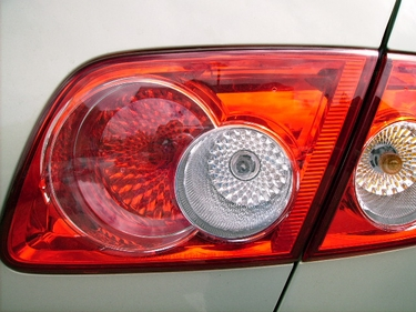 Genuine Mazda 6 Trunk Lamp  Passenger Side (2003-2005)