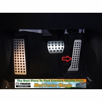 Genuine Mazda Accelerator Pedal Automatic and Manual Transmission BNH2V9091A