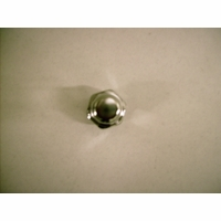 Genuine Mazda Chrome Lugnut (Each) B00237160B