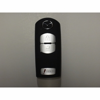 Genuine Mazda CX-5 Remote (key not included and not programmed to start your CX-5)