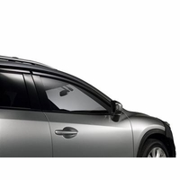Genuine Mazda CX-5 Side Windows Deflectors (set of 4)