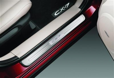 Genuine Mazda CX-7 Door Sill Trim Plates