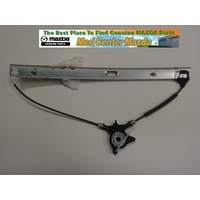 Genuine Mazda CX-9 Driver Side Front Window Regulator TD1159590A