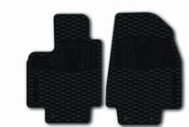 Genuine Mazda CX-9  Front set of (2) All-Weather Floor Mats Special Price