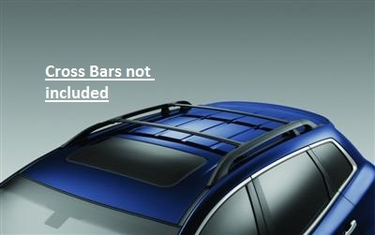 Genuine Mazda CX-9 Roof Rack (does not include Cross bars)