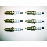 Genuine Mazda CX-9 Spark Plugs (set of 6) ZZJ118110