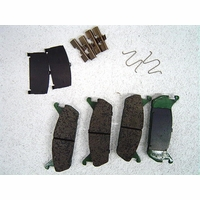 Genuine Mazda Miata 2001-2003 Rear Brake Pads