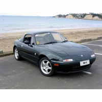 Mazda Miata Hard and Soft Tops Parts 1990 1991 1992 1993 1994 1995 1996 1997