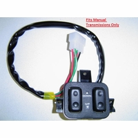 Genuine Mazda Miata Power Window Switch Manual Transmission NA0166350A00