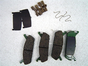 Genuine Mazda Miata Rear Brake Pads w/clips 90-93