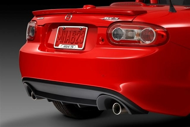 Genuine Mazda Miata Rear Bumper Skirt