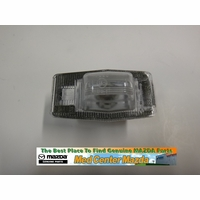Genuine Mazda Rear License Tag Lamp