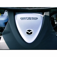 Genuine Mazda RX-8 40th Anniversary Edition Engine Cover