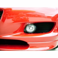 Genuine Mazda RX-8 Foglamp Driver's Side Clear Lens