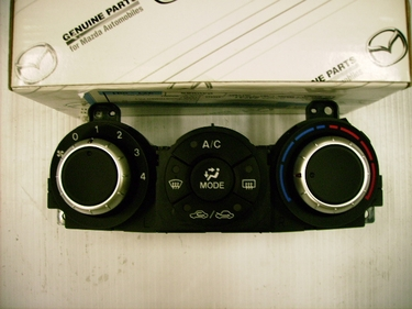 Genuine Mazda RX-8 Heater Control Assembly