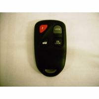 Genuine Mazda RX8 Keyless Remote (non-retractable key)
