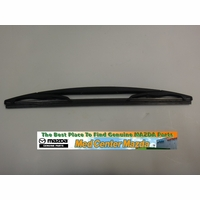 Genuine Mazda Value Line Rear Wiper Blade