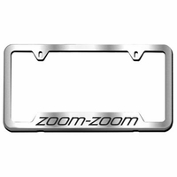 Genuine Mazda Zoom-Zoom License Plate Brush